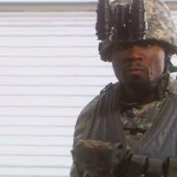 50 Cent parodie le film