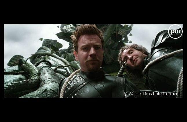 """Ewan McGregor en tête dans """"Jack le chasseur de géants""""... sans convaincre."""