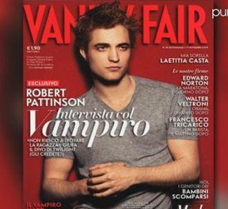 Le lancement de la version française du magazine Vanity...