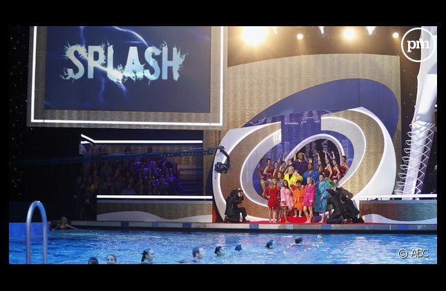 """""""Splash"""" a bien démarré aux Etats-Unis"""