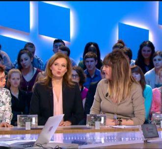 Malaise dans 'Le Grand Journal' de Canal+.