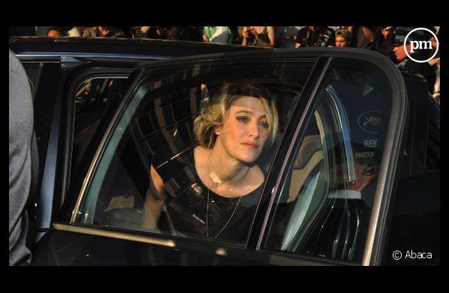 Valeria Bruni-Tedeschi seule réalisatrice en compétition lors du 66e festival de Cannes.