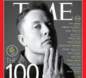Les sept Unes du Time Magazine à l'occasion du Top 100...