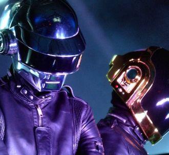 Daft Punk signe le record de ventes de l'année avec 'Get...