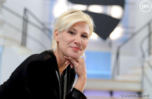 """Maïtena Biraben animera le """"News show"""" cet été sur Canal+"""