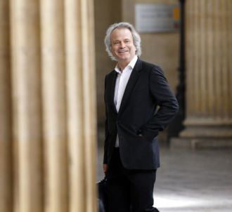 Franz-Olivier Giesbert, patron de l'hebdomadaire 'Le Point'.