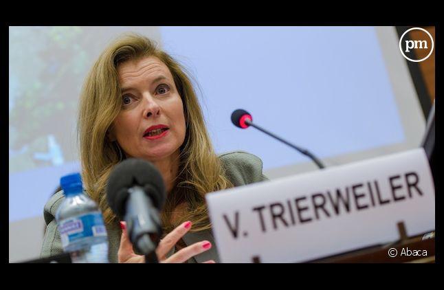 """Valérie Trierweiler a fait condamner les auteurs et l'éditeur de """"La Frondeuse"""""""