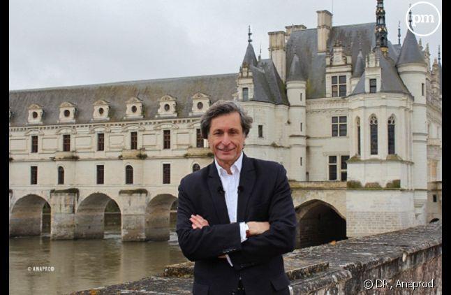"""Patrick de Carolis dans """"Le Grand Tour"""", ce soir sur France 3"""