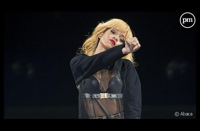 Rihanna dépasse Justin Bieber sur YouTube