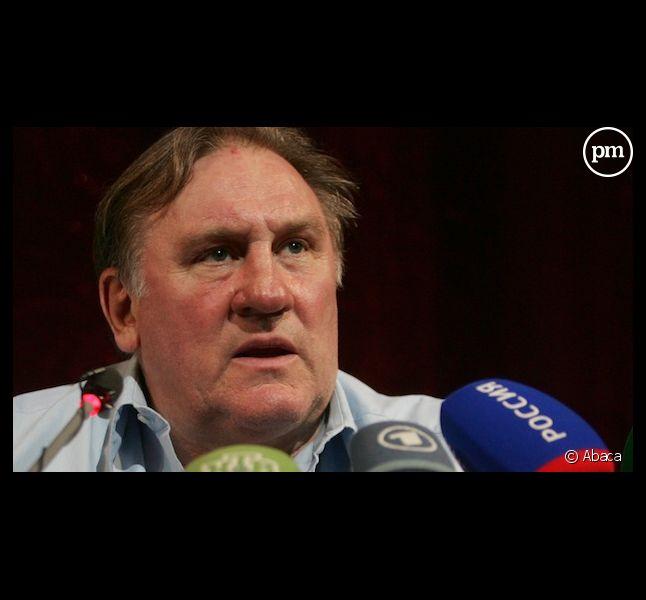 Gérard Depardieu a insulté une journaliste d'i-Télé