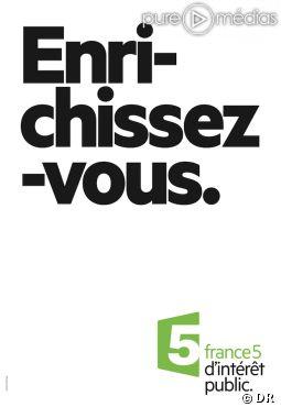 """France 5 est """"d'intérêt public""""."""