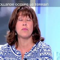 Ce que François Hollande a dit aux journalistes du