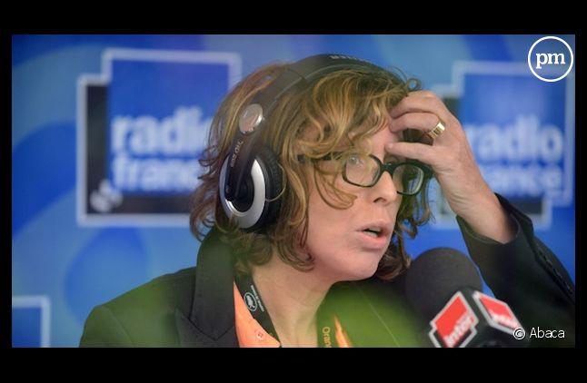 Pascale Clark, journaliste sur France Inter.