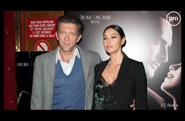 Vincent Cassel et Monica Bellucci ont rompu