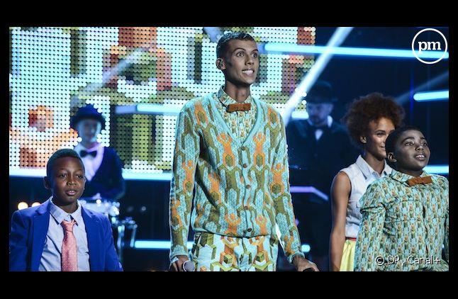 Stromae entre en tête du top albums