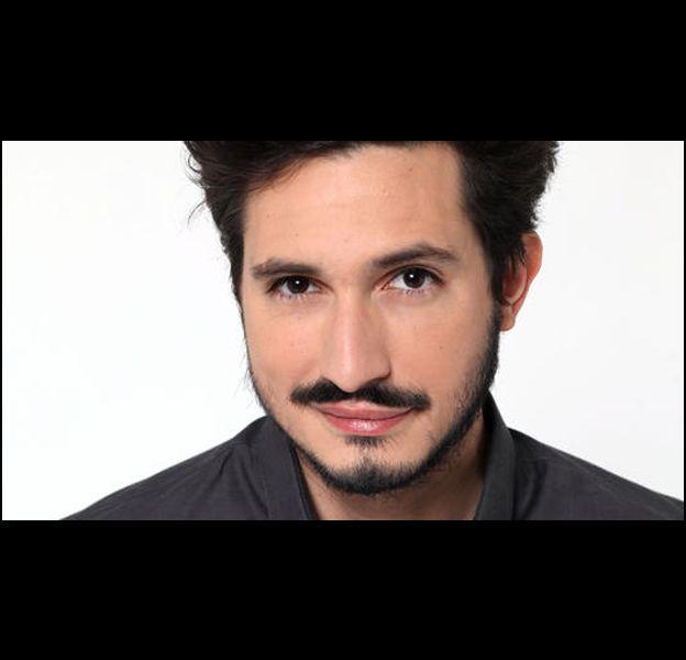 """Abdel Bounane de la """"Clique"""", sur Canal+."""