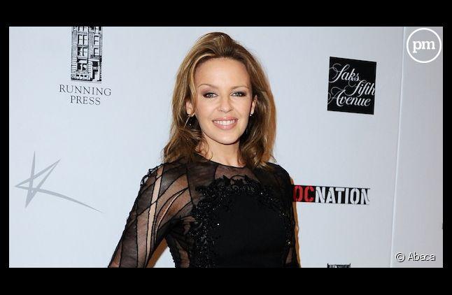 """Kylie Minogue rejoint """"The Voice"""" UK"""