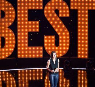 TF1 diffuse la finale de 'The Best, le meilleure artiste'...