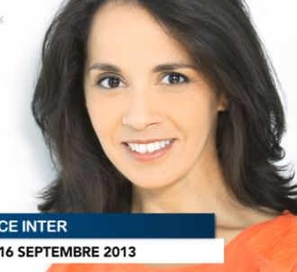 Sophia Aram, sur France Inter le 16 septembre 2013.