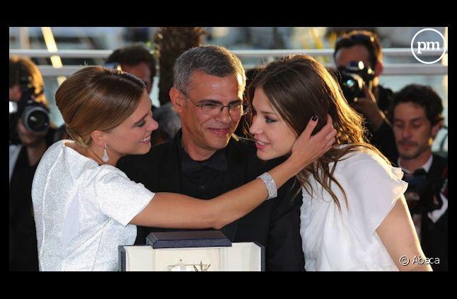 Abdellatif Kechiche s'en prend à nouveau à Léa Seydoux et Adèle Exarchopoulos.