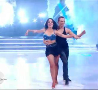 Alizée a marqué des points hier soir dans 'Danse avec les...