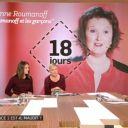 """Anne-Elisabeth Lemoine, sur Canal+ (chronique à 14'11"""")."""