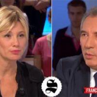 Maïtena Biraben refuse de révéler son salaire à François Bayrou