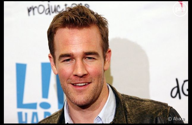 <span>James Van Der Beek</span>