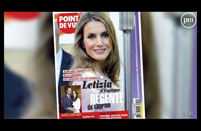 """Le magazine """"Point de vue""""."""