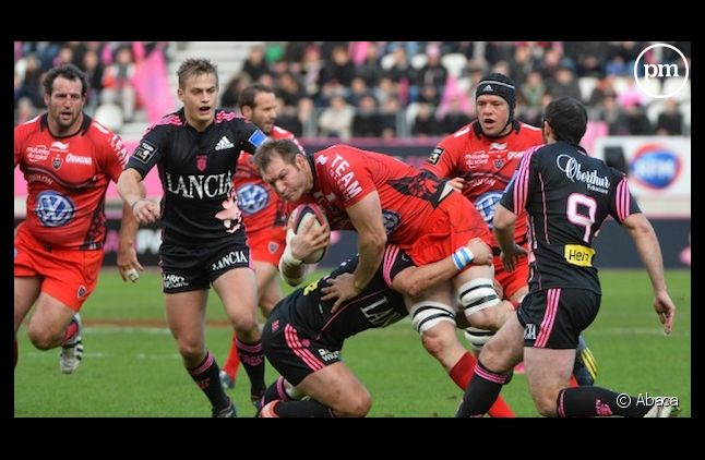 <p>Stade Francais/Toulon : c'était la grande affiche du Top 14 ce week-end.</p>