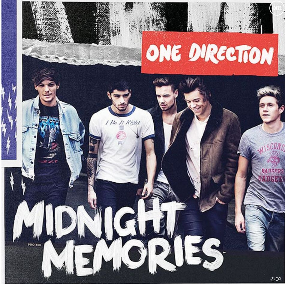 "1. One Direction - ""Midnight Memories"""