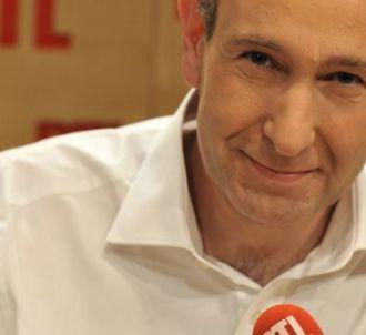 Laurent Bazin, anchorman de la matinale sur RTL.