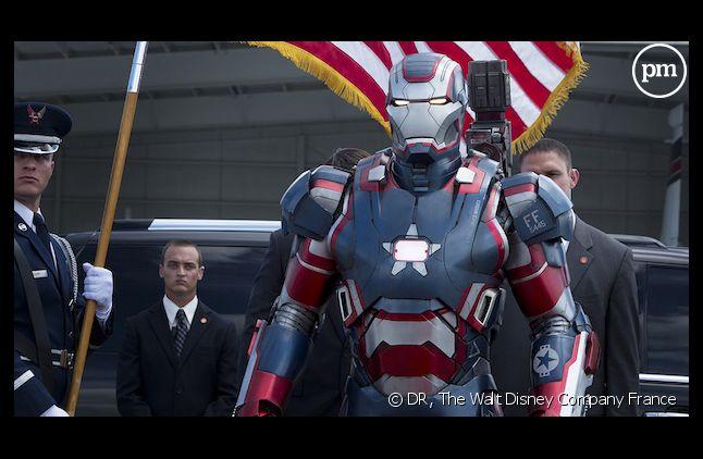 """""""Iron Man 3"""" est le plus gros succès du cinéma dans le monde en 2013"""