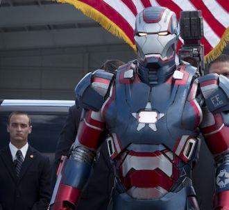 'Iron Man 3' est le plus gros succès du cinéma dans le...