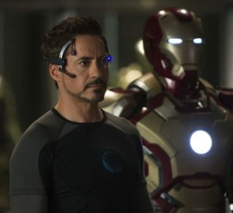 <span>Robert Downey Jr., star de 'Iron Man 3'</span>
