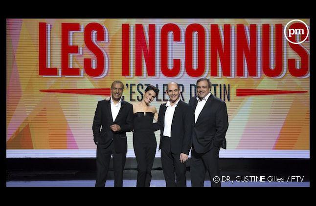 France 2 a proposé 79% d'inédits pour les fêtes de fin d'année
