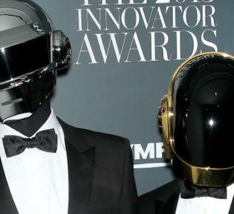 Daft Punk en tête des ventes de singles en France en 2013
