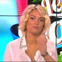 NRJ 12 : Caroline Receveur fait ses débuts au