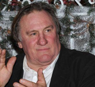 Gérard Depardieu a tourné dans une série comique russe