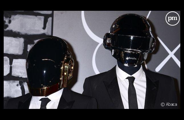 Daft Punk ne souhaite pas être éligible aux Victoires de la musique