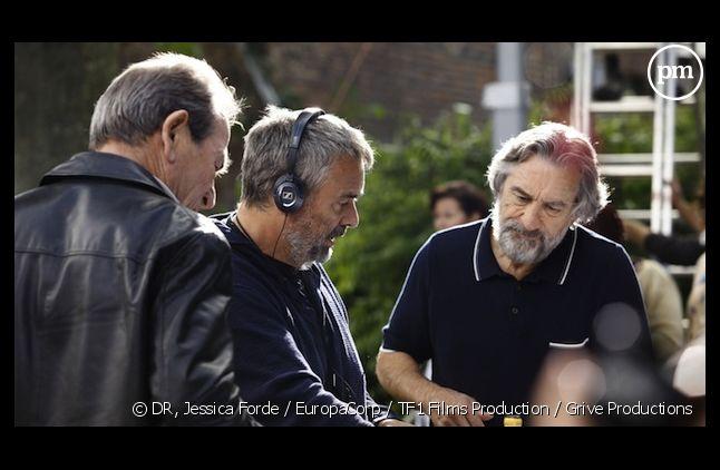 """""""Malavita"""" de Luc Besson, plus gros succès tricolore à l'international."""