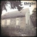 "10. Eminem - ""The Marshall Mathers LP 2''"