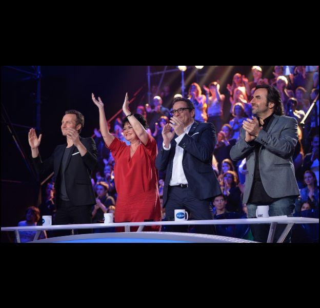 """Le jury de """"Nouvelle Star"""" 2014"""