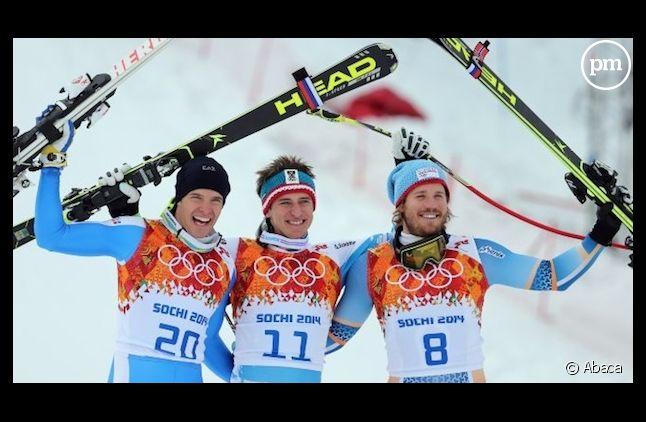 L'Autrichien Matthias Mayer a été sacré champion olympique de descente