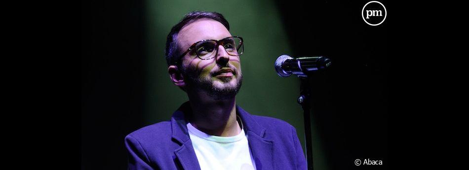 """Christophe Willem, gagnant de """"Nouvelle Star"""" saison 4"""