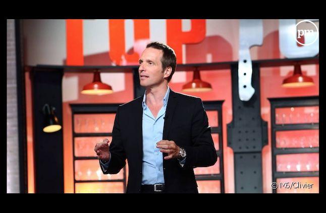 """Stéphane Rotenberg aux commandes de """"Top Chef 2014"""""""