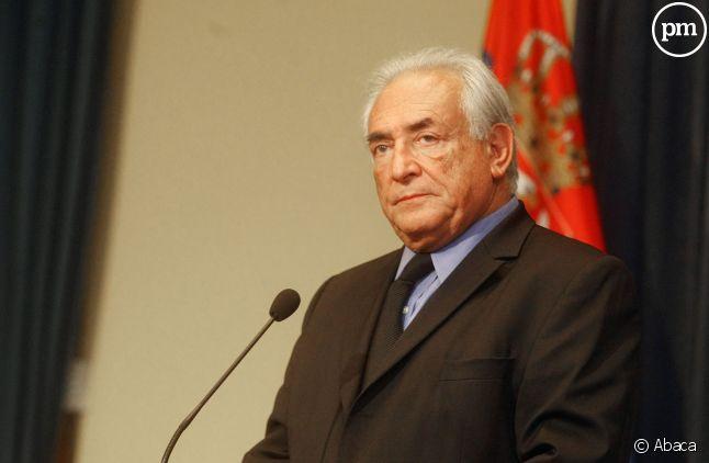 Dominique Strauss-Kahn, en septembre 2013.