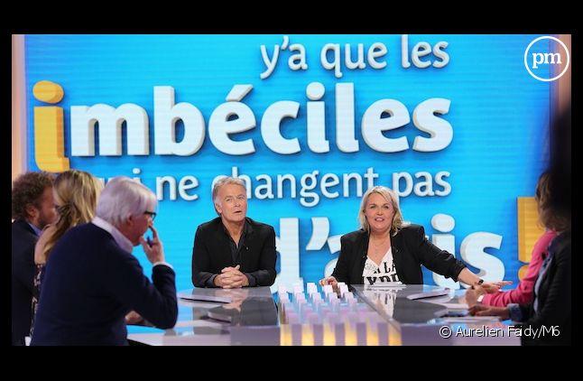 """""""Y'a que les imbéciles qui ne changent pas d'avis !"""", le nouveau talk show de Valérie Damidot"""