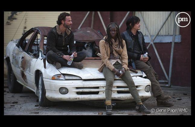 """""""The Walking Dead"""" a signé son meilleur final historique"""