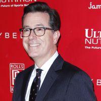 USA : Stephen Colbert remplace David Letterman au